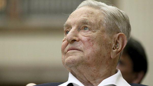 ABD'li iş insanı George Soros