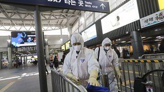 ارتفاع حصيلة الوفيات والإصابات جراء فيروس كورونا الجديد في الصين
