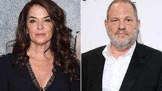 Anabella Sciorra ve Harvey Weinstein