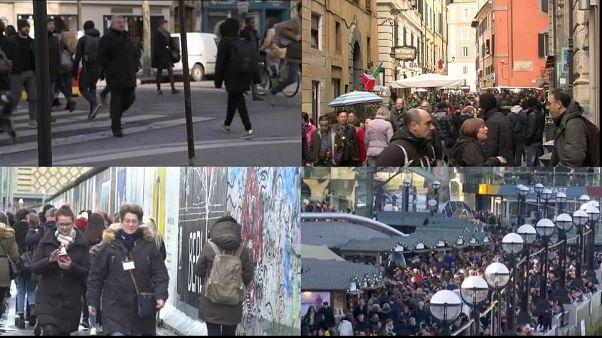 Γαλλία: Τα πρώτα κρούσματα κοροναϊού στην Ευρώπη