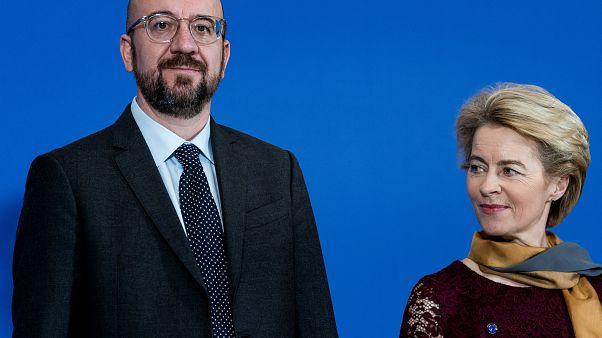 Von der Leyen és Michel is aláírta a brexit-megállapodást