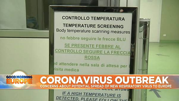 Coronavirus: 'This outbreak is occurring in the worst possible time for Wuhan and for Europe'