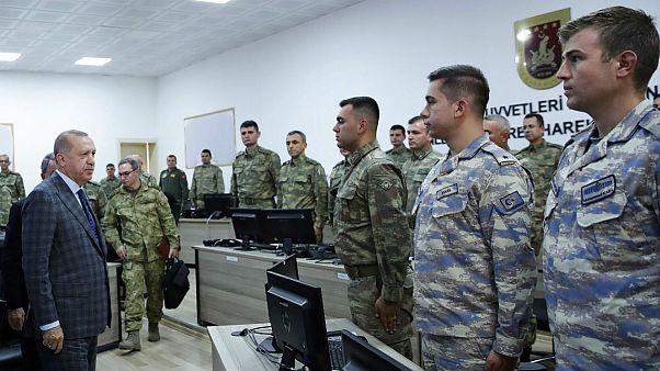 اردوغان: ارتش ترکیه به نیروهای حامی فائز السراج در لیبی آموزش نظامی میدهد