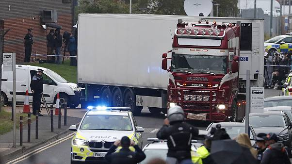 Essex lorry deaths: Eamonn Harrison to be extradited to Britain to face manslaughter charges