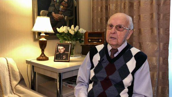 Auschwitz, 75 anos: Um dos libertadores conta como foi