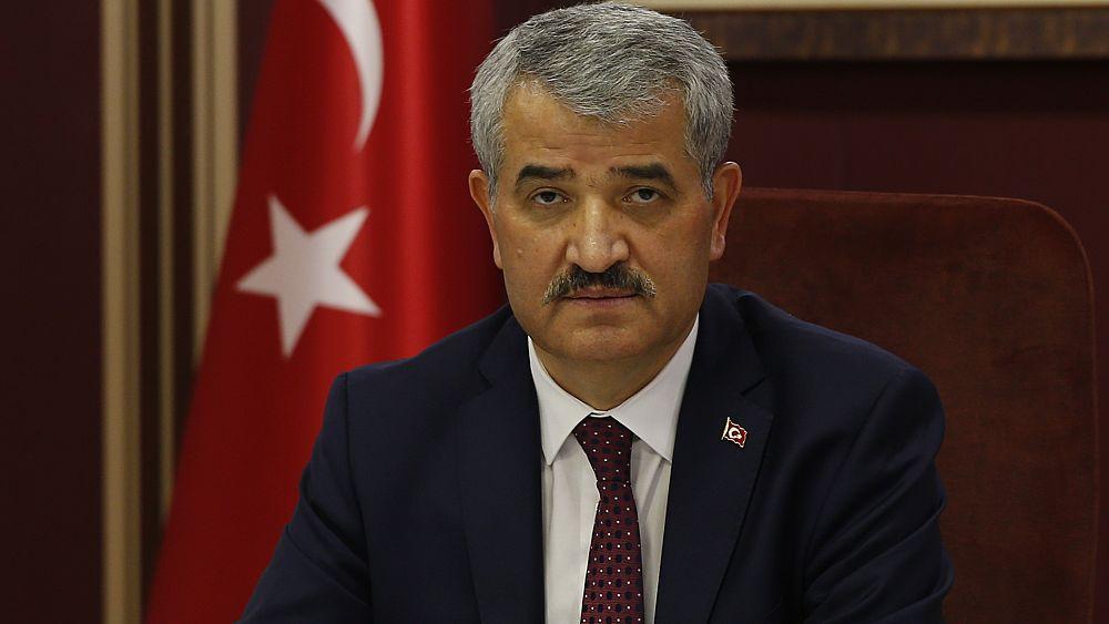 Yüksek Seçim Kurulu Başkanlığına, görev süresi dolan Sadi Güven'in yerine Muharrem Akkaya seçildi