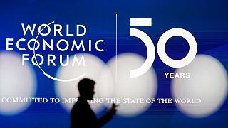 Fim do Fórum Económico Mundial de Davos