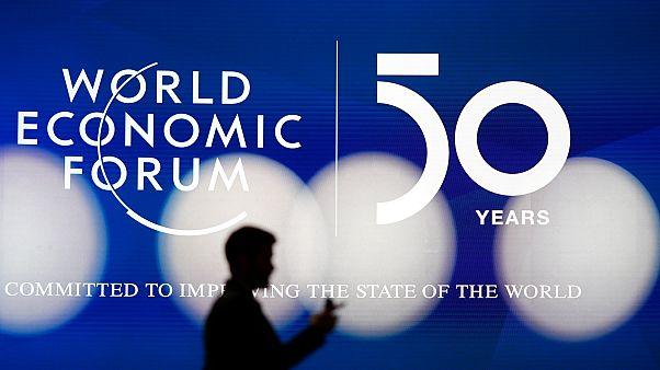 Davos: a fórum hivatalosan befejeződött