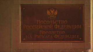 "Spionageverdacht: Zwei Diplomaten ""unerwünschte Personen"""