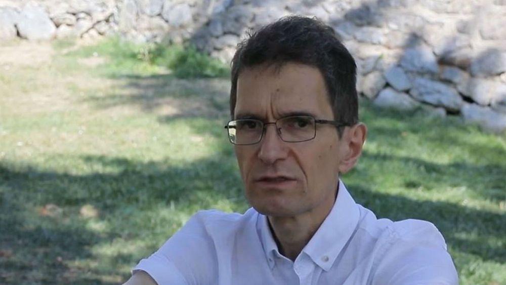 Terör propogandası yapmakla suçlanan 'Barış Akademisyeni' Tuna Altınel, 9 ay sonra beraat etti
