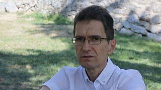 Daha önce euronews'e röportaj veren Doçent Doktor Tuna Altınel, 9 aydır süren davanın sonucunda beraat etti.