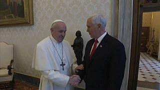 Pence a Roma: Conte e Mattarella in pressing contro i dazi