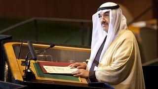 وزير الخارجية الكويتي، الشيخ ناصر محمد الأحمد الجابر الصباح