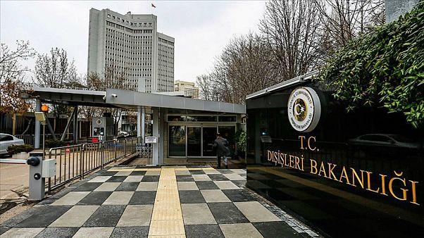 Dışişleri Bakanlığı, Ankara