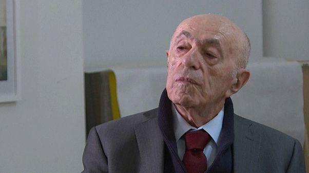 Samuel Marder, um sobrevivente do inferno nazi