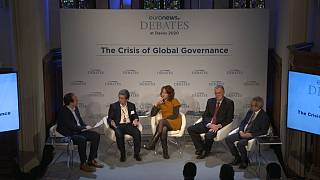 Euronews debates: Is there a crisis in global governance?