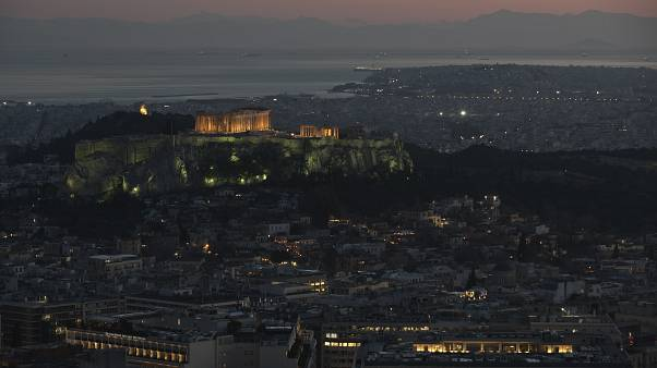 H πόλη της Αθήνας