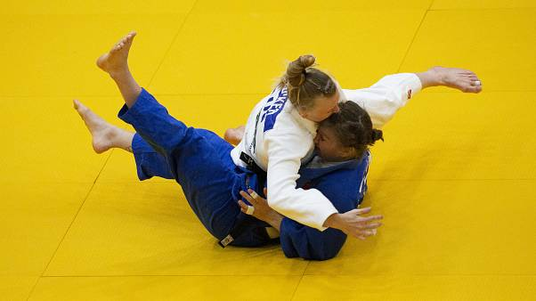 Grand Prix de Tel Aviv : jour historique pour le judo australien