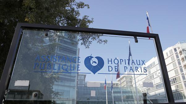 مستشفى جورج بومبيدو في باريس