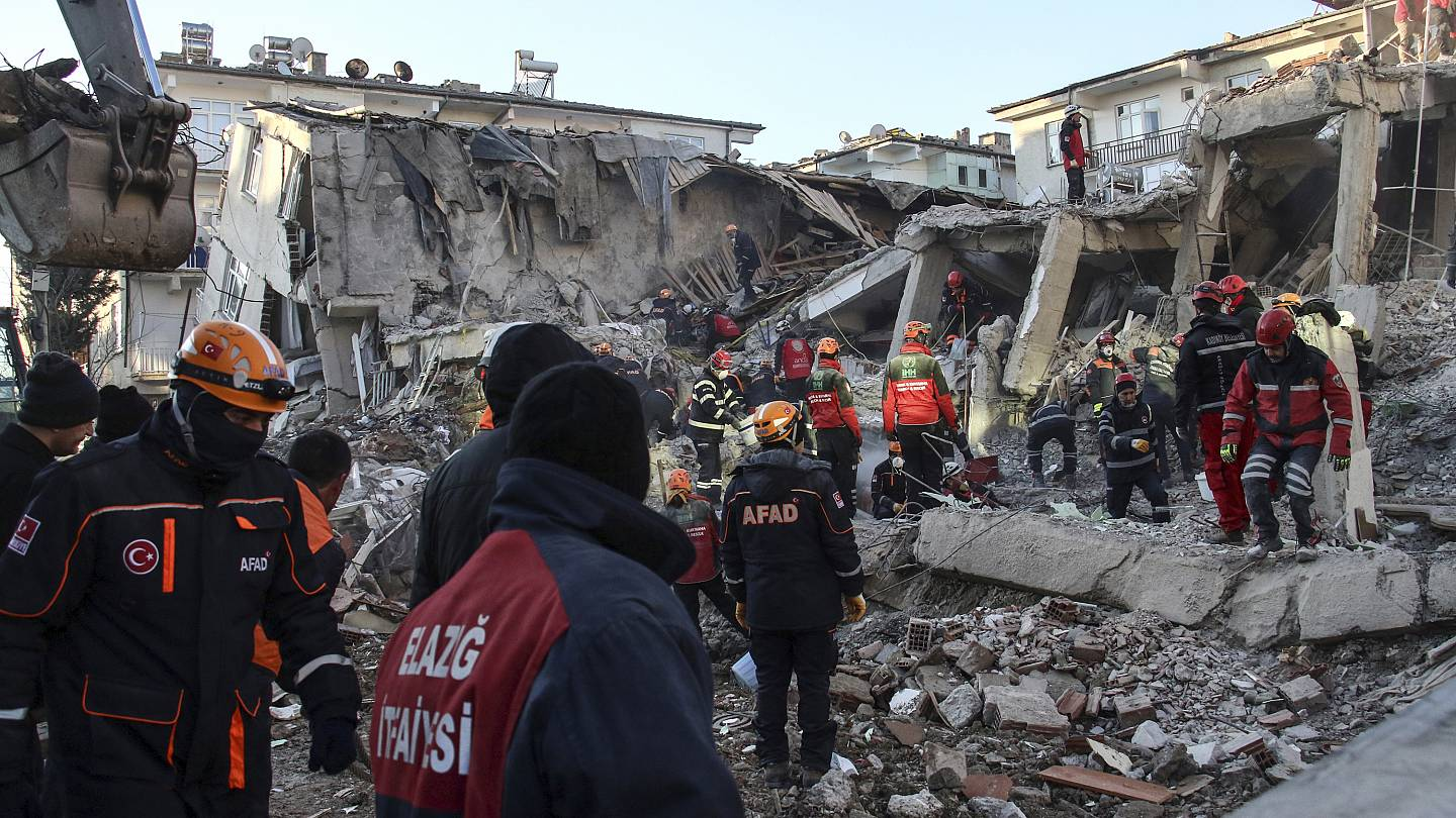 Turkey Earthquake: At least 4 people died while 120 were injured in quake that hit Aegean coast of Turkey on Friday. Izmir earthquake