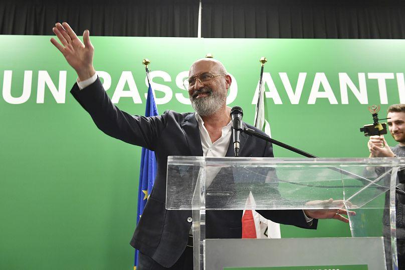 Stefano Cavicchi/LaPresse via AP