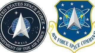 Amerikan Uzay Güçleri'nin amblemi Star Trek'ten mi çalındı? ABD Ordusu: Önce biz bulduk