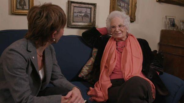 Liliana Segre ci racconta l'inferno di Auschwitz