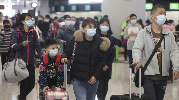 Kínában leállítják a csoportos utakat bel- és külföldre