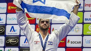 Grand Prix de Tel-Aviv : le judo israélien à la fête!
