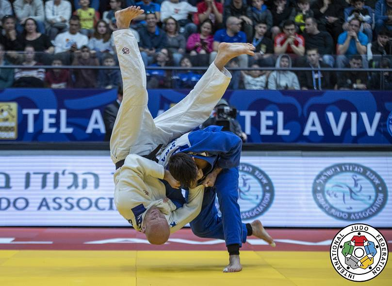 Federação Internacional de Judo