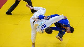 كوريا الجنوبية تتصدر قائمة المتوجين بالذهب في ختام بطولة الجيدو الكبرى