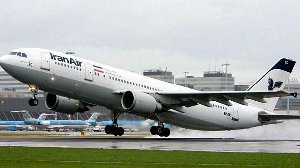 فرود اضطراری هواپیمای تهران - استانبول در مهرآباد