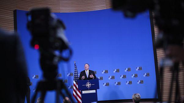 وزير الخارجية الأمريكي مايك بومبيو