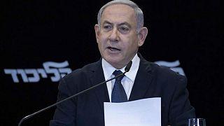 گانتس و نتانیاهو در آستانه سفر به واشنگتن: ترامپ بهترین دوست اسرائيل است