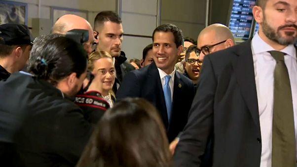 Juan Guaidó mette in imbarazzo il governo spagnolo