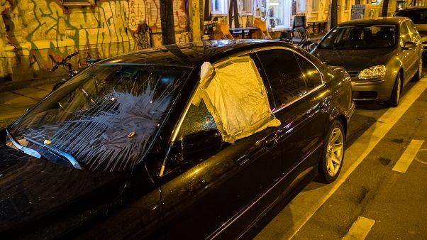 Demo in Leipzig eskaliert: 13 Polizisten verletzt
