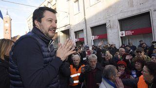 Italie : Salvini vise l'Émilie-Romagne, une élection régionale pour un enjeu national