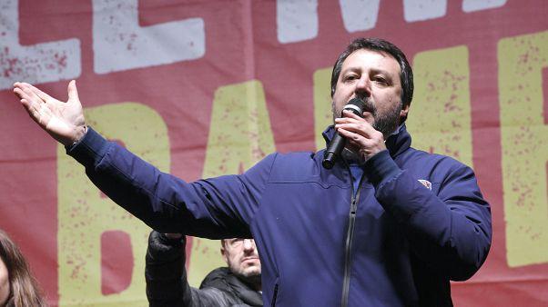 """Kein """"Supersieg"""" für Salvinis Lega bei Regionalwahl"""