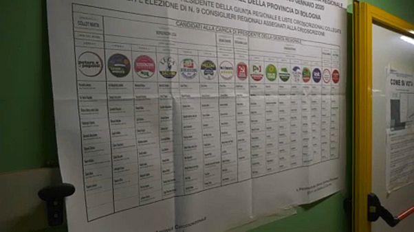 Κρίσιμες περιφερειακές εκλογές σε Καλαβρία και Εμίλια Ρομάνια