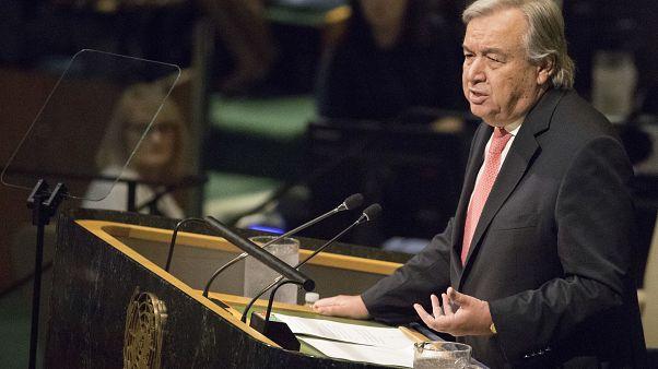 BM: Berlin Konferansı'na katılan birçok ülke ambargoyu delerek Libya'ya silah göndermeyi sürdürüyor