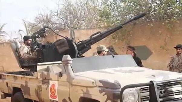 Λιβύη: Παραβίαση της εκεχειρίας και του εμπάργκο όπλων