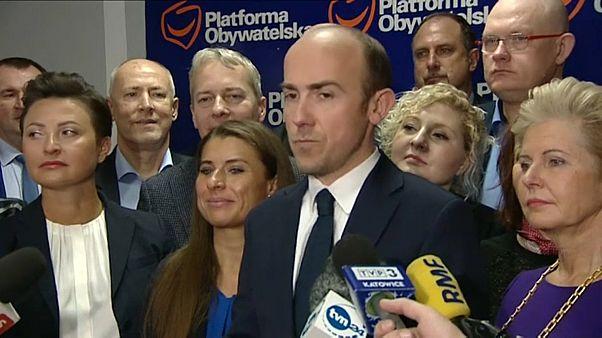 Польская оппозиция сменила лидера