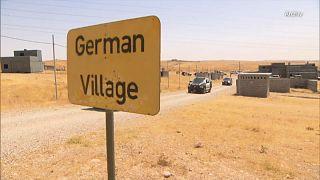 Бундесвер возобновил обучение курдов