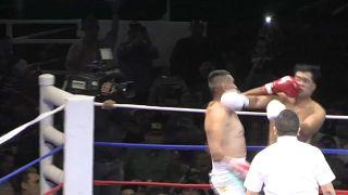 Polémica en Guatemala por un combate de boxeo entre dos alcaldes