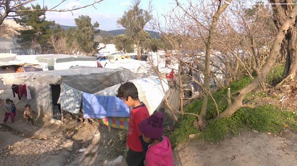 """Afectado por la crisis de refugiados en Grecia: """"Hay robos y los campos están llenos de heces"""""""
