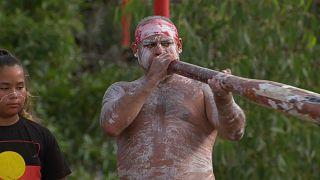 تظاهرات بومیان در سیدنی برای تغییر تاریخ روز ملی استرالیا