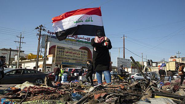 إستمرار الاحتجاجات في العراق
