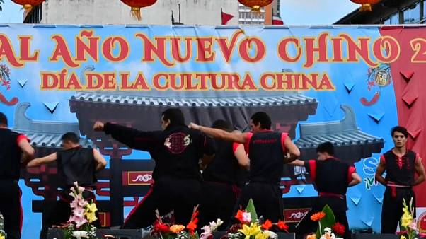 Celebración del Año Nuevo Chino en Costa Rica