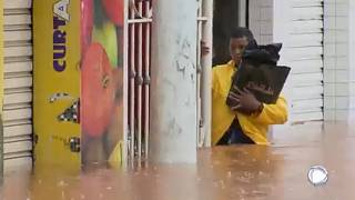 Brazília: Halálos áradások
