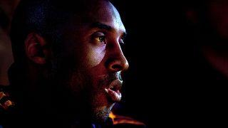 NBA yıldızı Kobe Bryant helikopter kazasında hayatını kaybetti